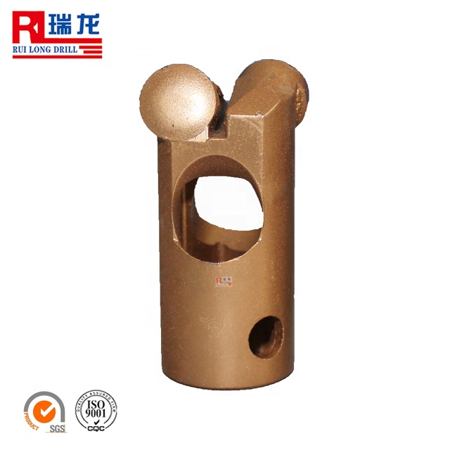 Coal mining PDC diamond non-coring drill bit